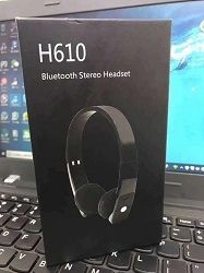 H610 Stereo Headset