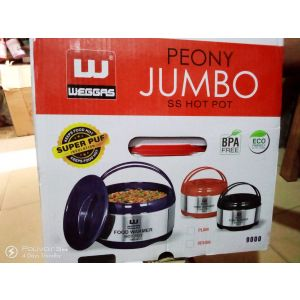 Jombo food warmer