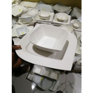Dozen of Double triangle plate