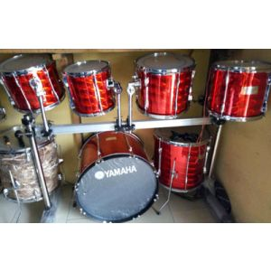 7 set yamaha drum set