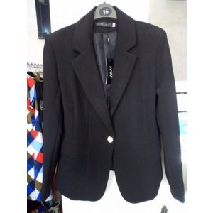 Black Female Suit