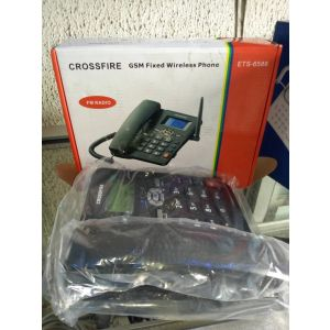 Cross Fire land line simcard model ETS-6588