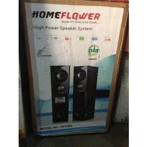 High Power Speaker System