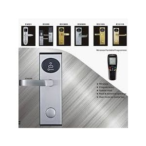 Access control hotel key locks