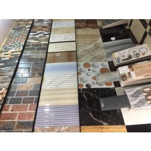Tiles of different