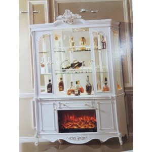 Bar With Fire Plate