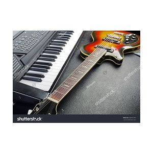 Guitar and Keyboard
