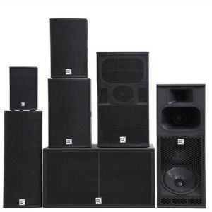 Set of Stage Speakers