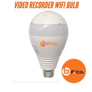 Video recorder Wifi bulb