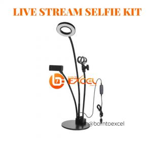 Live Stream Selfie Kit
