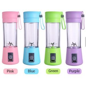 six blades rechargeable mini blender for your fruits