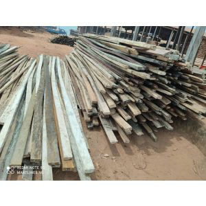 Roofing wood