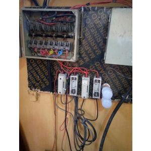 Automatic Change over inverter system