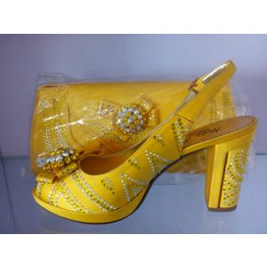 Nadia Feris Shoe/Bag