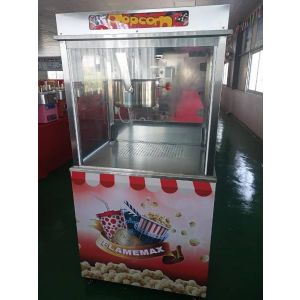 Industrial Popcorn Machine