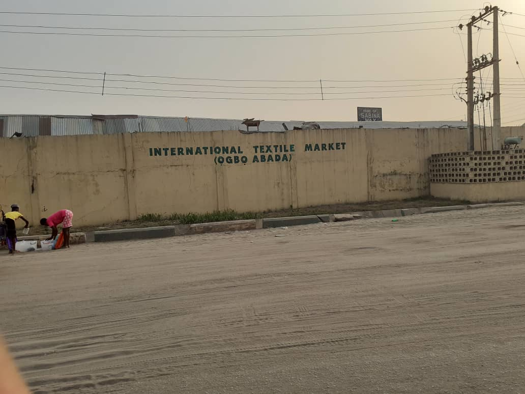 ABADA INTERNATIONAL MARKET ONITSHA