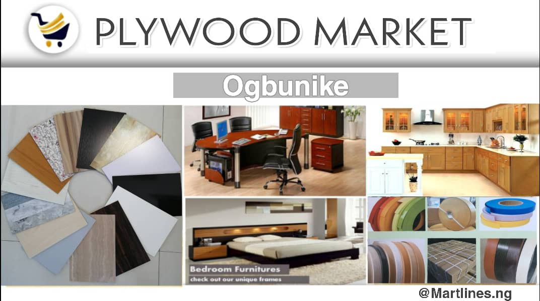 PLYWOOD INTERNATIONAL MARKET OGBUNIKE